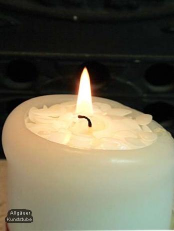 Restaurationsset für Kerzen bis 60 mm Durchmesser