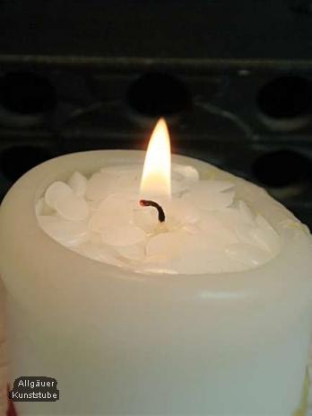 Restaurationsset für Kerzen 80 bis 90 mm