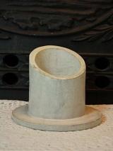Kerzenständer Neele Holz weiß