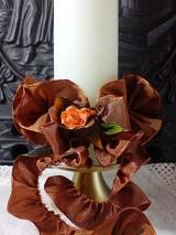 Kerzenmanschette Carmen