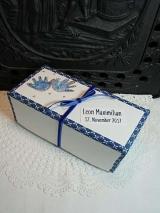Geschenkebox 200/100 Blau