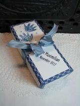 Geschenkebox 220/70 Blau