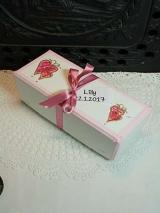 Geschenkebox 220/70 rosa