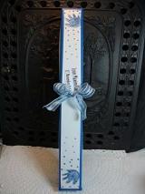 Geschenkebox 500/50 blau