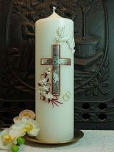 Hochzeitskerze Maria