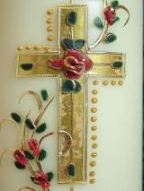 Hochzeitskerze Maria Theresia