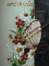 Hochzeitskerze Theodora
