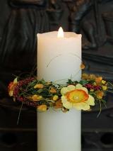 Kerzenkränzchen Adelinde