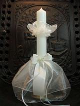 Kerzenmanschette Eva mit Tropfschutz