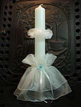 Kerzenmanschette Jule mit Tropfschutz