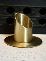 Kerzenständer Ottilie /Gold/35